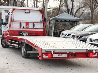 Mercedes 3.0-evacuator