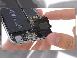 Iphone не работает динамик - в тот же день заберём, починим, привезём !!!