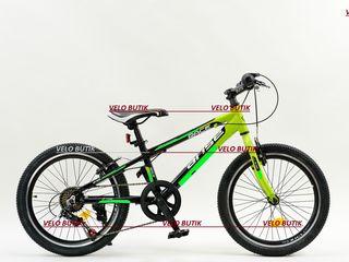 Arise 200 alumin 20.biciclete pentru copii 6-10 ani. livrare gratuita.