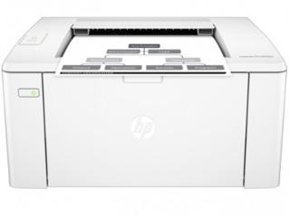 HP M102a  Laser monochrome/ белый