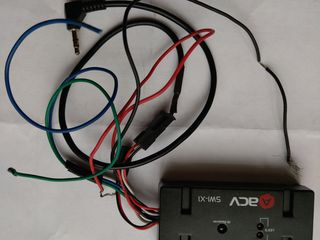 Адаптер кнопок руля ACW SWI-X1