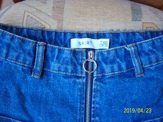 продам юбку джинсовая