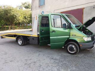 Tractari auto iasi/toata tara ,platforma transport auto-evacuator moldova