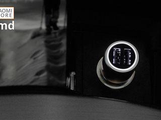 Автомобильное зарядка Xiaomi Mi Car Charger - твой полезный компаньон в поездках на машине!