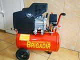 Compresor pneumatic Brigadir 8 bar garantie 1 an cu livrare
