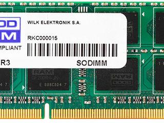 Laptop DDR3/ DDR4 SODIMM для ноутбуков notebook RAM pentru notebook