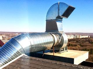 Производство и монтаж систем вентиляции.