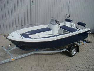 Лодка новая! 430 см Ассортимент