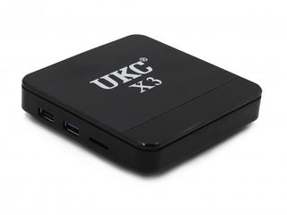 Смарт ТВ-box Ukc X3(4 Gb Ram / 32 Gb Flash)S903x3