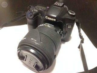 Canon 40D profesional