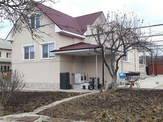 Bubuieci, vinde casă, teren de 6 ari cu suprafața de 250 m.p, 120 000€