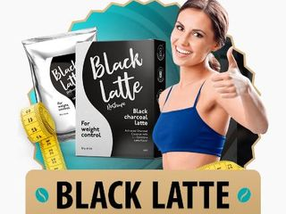 Угольный кофе Black Latte – новый тренд в похудении и фитнесе