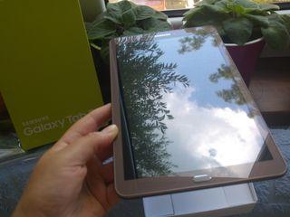 """Планшет Samsung Galaxy Tab E, 9,6"""", 8gb+4G, новый в коробке, бронзовый и белый"""