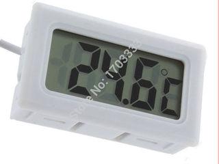 Термометры электронные. 79 лей Выносной датчик. Для аквариумов.