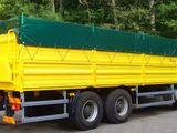 накидка на самосвал, тент на грузовик, укрытие сыпучих грузов, кузовной мешок, тент для сена, чехол