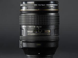 Nikon 24-120mm 1:4G ED N