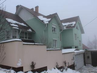 новый дом на 2 семьи Телецентр Скиносы ,конечная 169 маршрутки ,возможен обмен,меняю