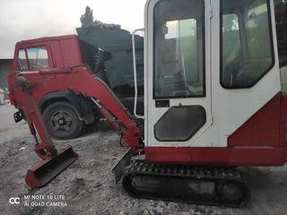 экскаватор,  Камаз,вывоз строймусора в Кишинёве,земляные работы,доставка стройматериалов-песок щебен