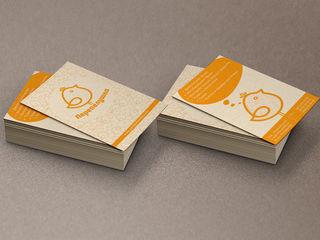 Визитные карты, двухсторонняя печать 350 леев!
