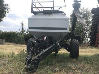 Terminator TH-9! (Suprafata de lucru: 9 metri, Viteza de lucru: 12-14 km/h)