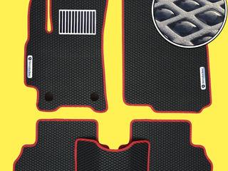 Ячеистые авто коврики Eva Drive в салон и багажник - на все авто цены от производителя. Decebal 80