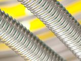 Трубы стальные гофрированные для отопления, пожаротушения, водоподвода