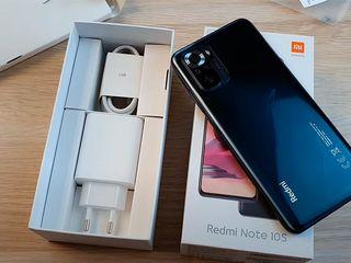 Xiaomi RedMi Note 10S от 239 лей в месяц! Купи и выиграй авто!