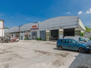 Poșta Veche, str. Socoleni, vânzare spațiu industrial, 840 m.p + teren 15 ari, 250 000€