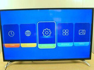 "Sharp aquos smart tv 40"",full hd, 400 гц,wi-fi,miracast,звук harman/kardon system"