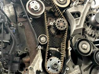 Замена цепи  и ремней ГРМ autoservice CarLand
