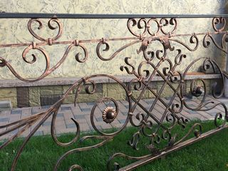 vind balustrada pentru balcon metal forjat