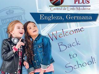 Cursuri de limbi străine pentru copii și adolescenți.