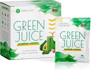 Green Juice - натуральное cредство для снижения массы тела