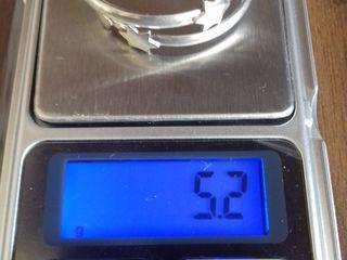 серьги серебро 925 пробы 120 лей