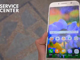 Samsung Galaxy A7 2017 (SM-A720FZKDSEK)  Daca sticla ai stricat , ai venit si ai schimbat!