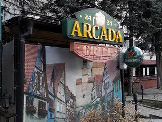 """Сдам в аренду действуйющий бизнес,ресторан """"arcada"""" на дечебал,ботаника"""