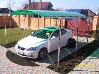 Навесы для вашего авто а также металлоконструкции любой сложности www.metal-decor.md