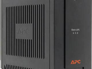 Линейно-интерактивный ИБП APC Back-UPS BX650CI-RS мощностью 650 ВА,UPS - чистый синус ,для котлов -о