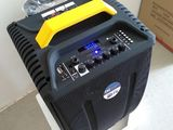 Boxa noua калонка +radio + 2 microfoane !(акустическая система)