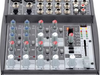 Mixer analogic Behringer Xenyx 1002FX. livrare în toată Moldova,plata la primire