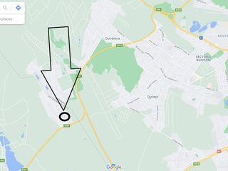 Lot pomicol extravilan, lângă traseul Chişinău-Leuşeni, 12,3 ari