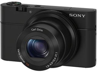 Sony Cyber-shot DSC-RX100 Absolut Nou 0 cadre