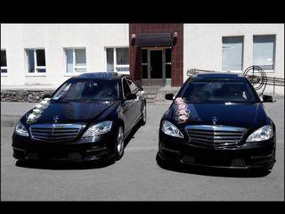 Mercedes S class 2013 Facelift, chirie auto nunta ,109euro-8h, kortej, rent, limuzina de lux