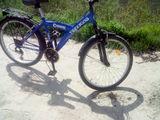 Bicleta este in stare buna