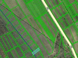 Продаю участок 1.8 гектар, Первая линия, Полтава, загородный участок Дурлешты