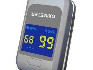 Pulsoximetru POD-2 portabil pe deget Пульсоксиметр от младенцев до взрослых