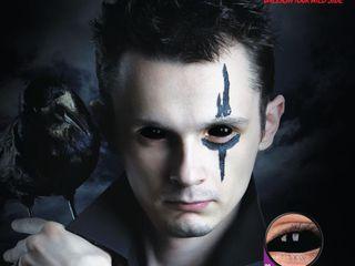 Lentile de contact de Halloween , цветные контактные линзы на Хэллоуин