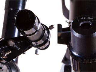 Космос станет ближе с телескопом Levenhuk Skyline BASE 60T
