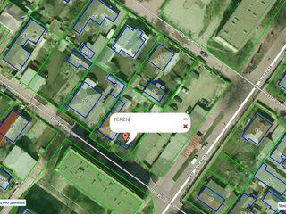 Teren p/ru constr. - 500 m de la parcul de pe N. Costin