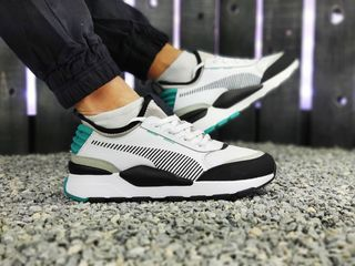 Puma RS-0 Puma White/Gray